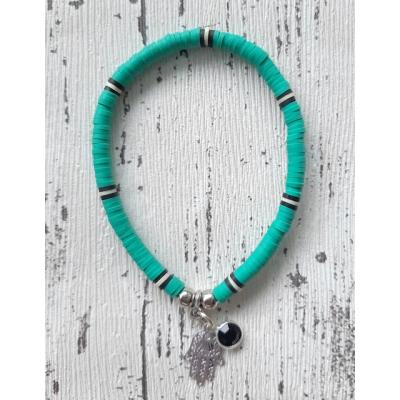 katsuki armband turquoise groen